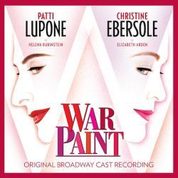 WAR PAINT - Original Broadway Cast Recording on CD!
