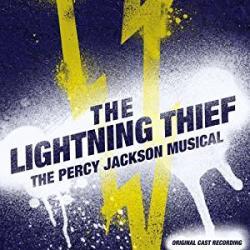 THE LIGHTNING THIEF - Original Cast Recording on CD!