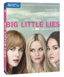 BIG LITTLE LIES on Blu-ray & Digital HD from HBO!