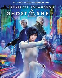 GHOST IN THE SHELL on Blu-ray, DVD & Digital HD!