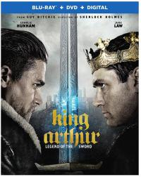 KING ARTHUR: LEGEND OF THE SWORD on Blu-ray!
