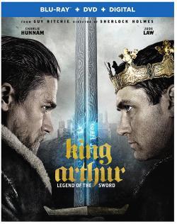 KING ARTHUR: LEGEND OF THE SWORD on Blu-ray!