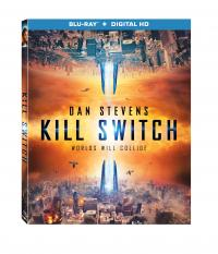 KILL SWITCH on Blu-ray & Digital HD!