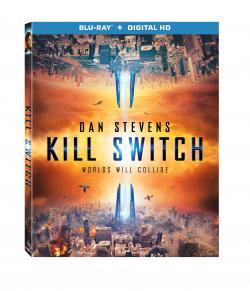KILL SWITCH on Blu-ray & Digital HD!