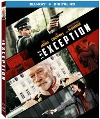 THE EXCEPTION on Blu-ray & Digital HD!