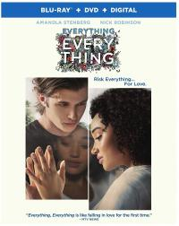 EVERYTHING, EVERYTHING on Blu-ray/DVD & Digital HD!