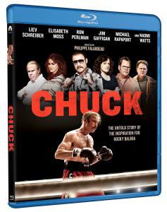 CHUCK on Blu-ray!