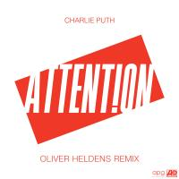 "Enter to win a digital copy of ""Attention"" Oliver Heldens Remix from Charlie Puth!"