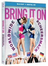 BRING IT ON: WORLDWIDE #CHEERSMACK on Blu-ray!
