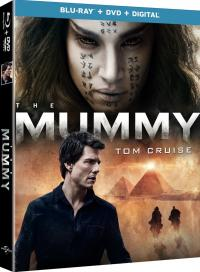 THE MUMMY on Blu-ray!