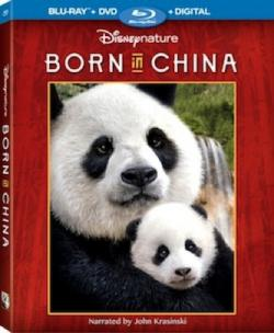 BORN IN CHINA on Blu-ray!