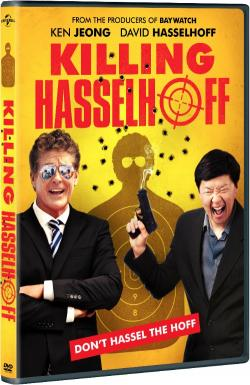 KILLING HASSELHOFF on DVD!
