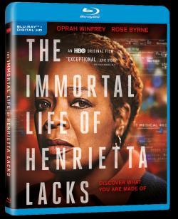 THE IMMORTAL LIFE OF HENRIETTA LACKS on Blu-ray!
