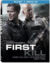 FIRST KILL on Blu-ray!