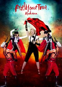 MADONNA: REBEL HEART TOUR Tour CD/Blu-ray Combo!