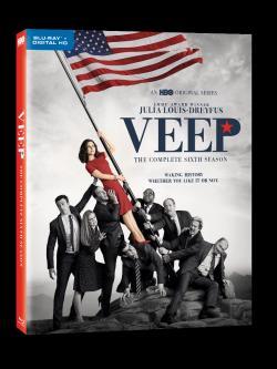 """VEEP: The Complete Sixth Season"" on Blu-ray!"