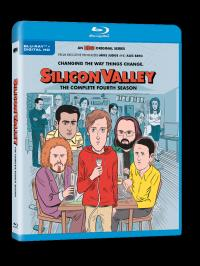 """Silicon Valley: The Complete Fourth Season"" on Blu-ray!"