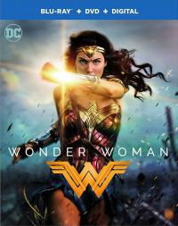 WONDER WOMAN on Blu-ray!