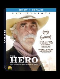 THE HERO on Blu-ray!