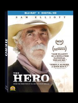 THE HERO on Blu-ray!