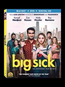 THE BIG SICK on Blu-ray!
