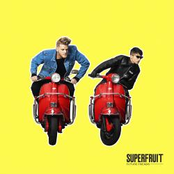 Enter to win a digital download of Future Friends from Superfruit!