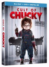 CULT OF CHUCKY on Blu-ray!