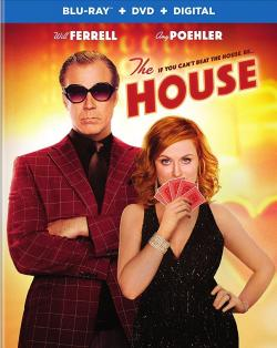 THE HOUSE on Blu-ray!