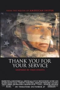 Tickets to see a Special Advance Screening of <br> THANK YOU FOR YOUR SERVICE!