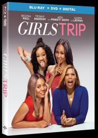 GIRLS TRIP on Blu-ray!