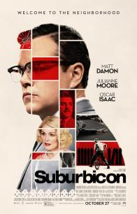 Tickets to see a Special Advance Screening of SUBURBICON!