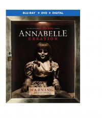 ANNABELLE: CREATION on Blu-ray!