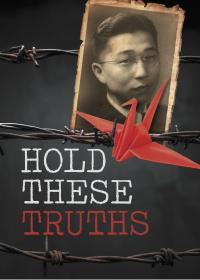 Tickets to see HOLD THESE TRUTHS presented by the Lyric Stage Company of Boston!