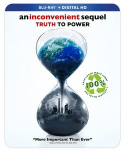 AN INCONVENIENT SEQUEL: TRUTH TO POWER on Blu-ray!