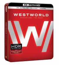 WESTWORLD: SEASON ONE on 4K Ultra HD!