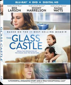 THE GLASS CASTLE on Blu-ray!