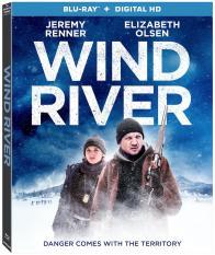 WIND RIVER on Blu-ray!