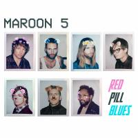 """Red Pill Blues"" on CD from MAROON 5!"