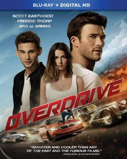 OVERDRIVE on Blu-ray!