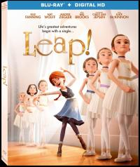 LEAP! on Blu-ray!