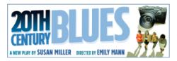 Tickets to see 20TH CENTURY BLUES!