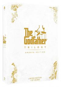 THE GODFATHER TRILOGY: OMERTÀ EDITION on Blu-ray!