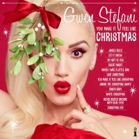 """You Make It Feel Like Christmas"" on CD from Gwen Stefani!"