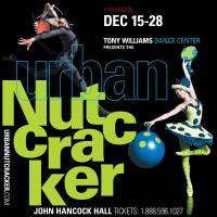 Tickets to see THE URBAN NUTCRACKER!