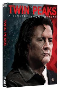 TWIN PEAKS: A LIMITED EVENT SERIES on DVD!