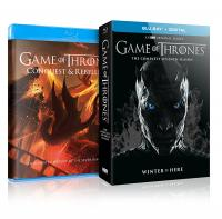 GAME OF THRONES: THE COMPLETE SEVENTH SEASON on Blu-ray!