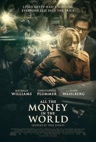 "Passes For Two to See ""ALL THE MONEY IN THE WORLD"" in Theaters!"