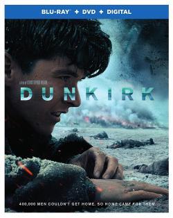 DUNKIRK on Blu-ray!