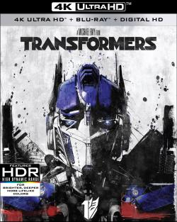 TRANSFORMERS 4K Blu-ray Collection!