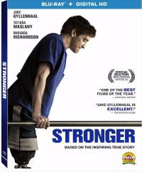 STRONGER starring Jake Gyllenhaal on Blu-ray!
